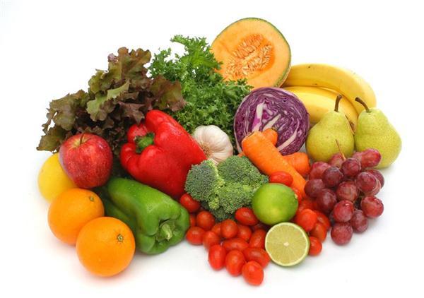 ผักผลไม้ 5 สี พลังแห่งสารอาหารหลากชนิดที่ดีต่อสุขภาพ