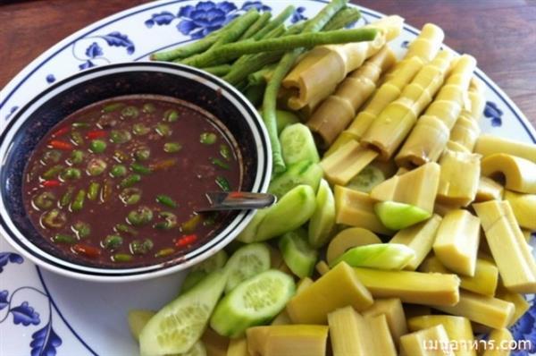 น้ำพริกกะปิ อาหารขึ้นชื่อของไทยมาแต่โบราณ