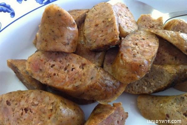 fried-pork-sausage