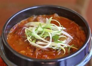 แกงกิมจิ อร่อยเหมือนคนเกาหลีทำ