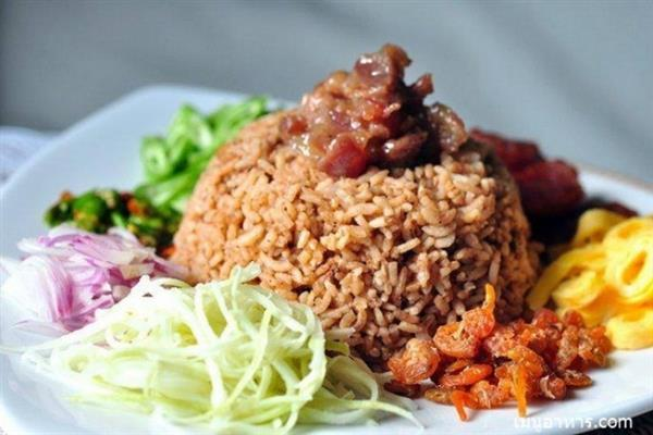 rice-with-shrimp-paste