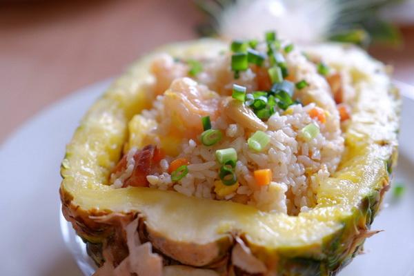 ข้าวผัดสับปะรด อร่อยครบรส คุณค่าทางอาหารสูง