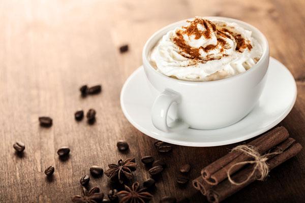 Hot-Cappuccino