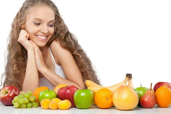 ส้มตำผลไม้รวมทูน่า