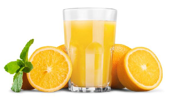 คุณประโยชน์ของน้ำส้มคั้น