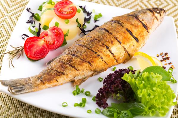 ประโยชน์ที่ได้จากการทานปลา