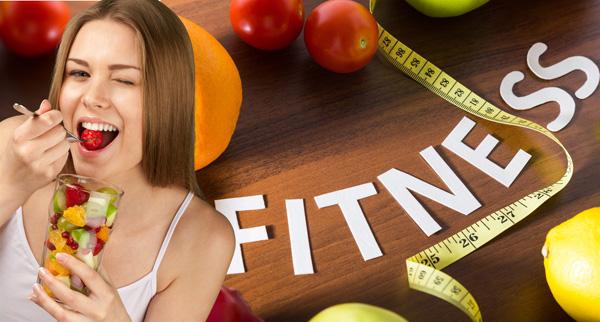 สลัดผลไม้อาหารว่างสำหรับคนที่ต้องการลดน้ำหนัก