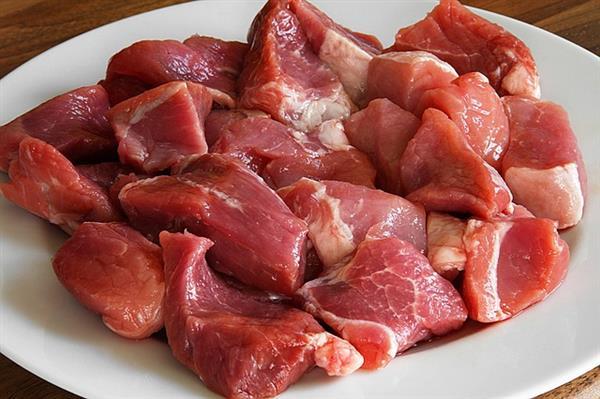 วิธีทำข้าวซอยหมู  เนื้อหมู