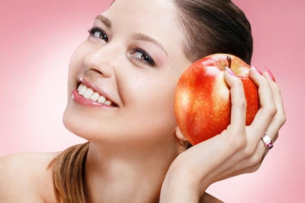 กินแอปเปิลลดน้ำหนัก