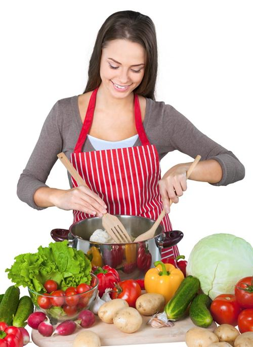 ทำอาหาร