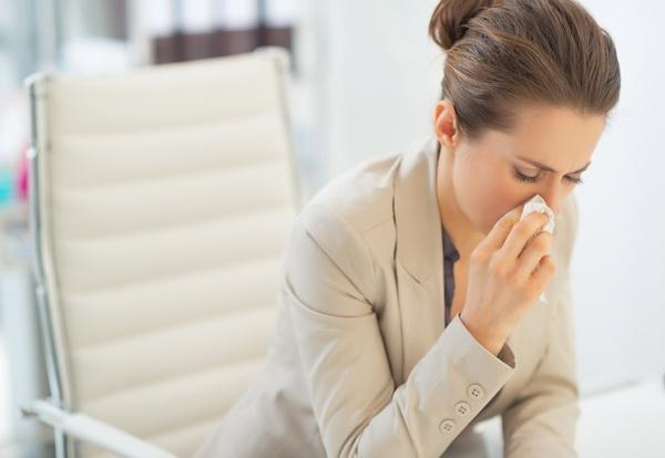 สมุนไพรรักษาอาการคัดจมูก ลดน้ำมูก บำบัดหวัดอย่างได้ผล